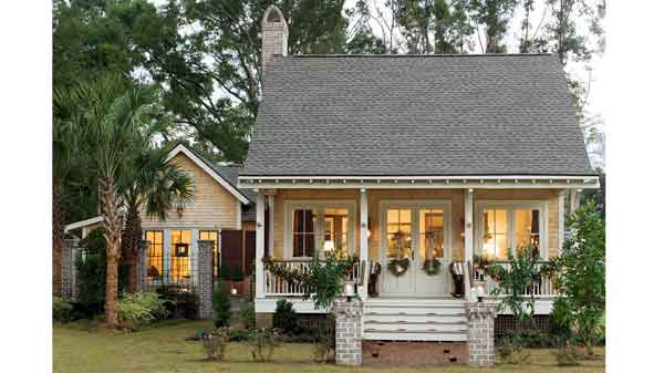 Small-Cottage -Guest-House-Plans Small Cottage House Plans Southern Living