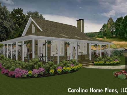 Small country cottage home plan Small is Great Pinterest Small Old Country Cottages