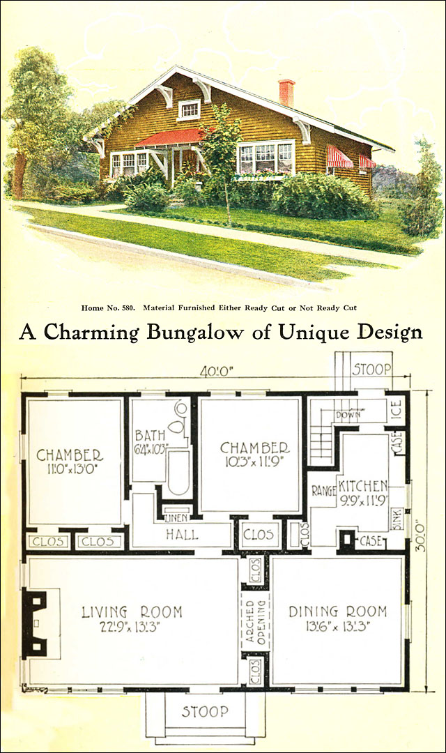 Small craftsman homes small craftsman bungalow house plans for Bungalow house plans with basement and garage