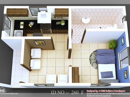 Small Home Plan House Design Micro Homes Living Small Floor Plans