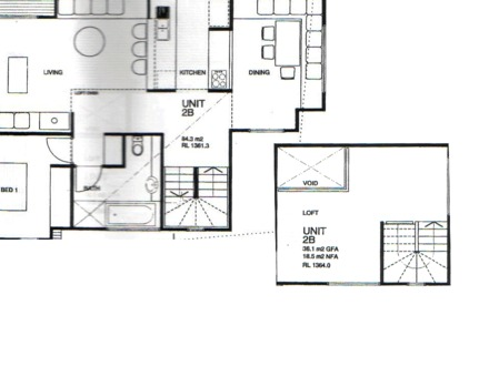 1 bedroom loft floor plans jacksonville fl 1 bedroom loft for Ranch house plans with loft