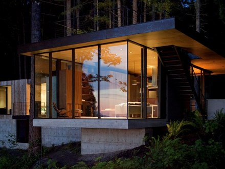 Small House with Big Windows Big Small House Plans