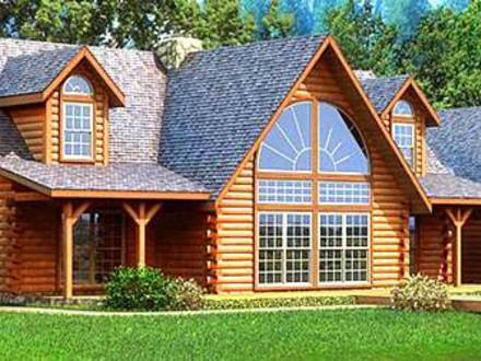 Small Log Cabins with Lofts Small Log Cabin Homes