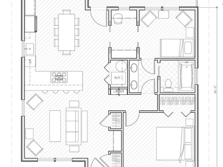 small house plans under 1000 sq ft small two bedroom house plans 1 000 square foot house plans. Black Bedroom Furniture Sets. Home Design Ideas