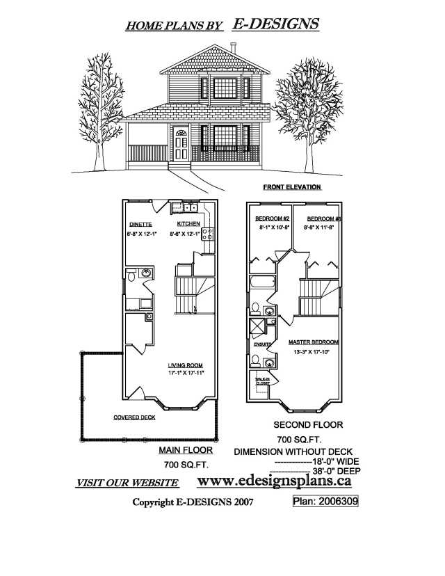 Small two story narrow lot house plans two story house for Narrow 3 story house plans