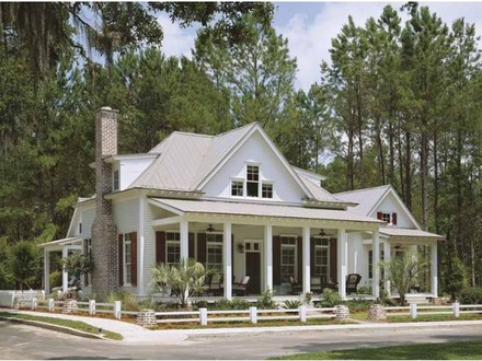 Southern Country Cottage House Plans Southern Country House