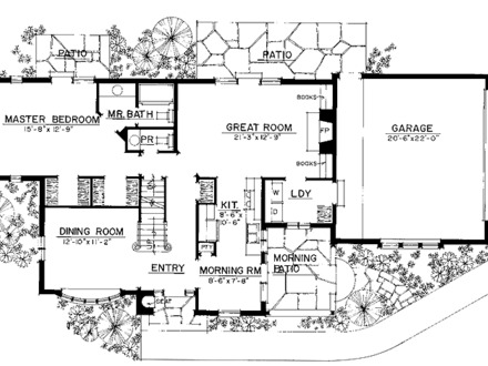 Tiny English Cottage Plans English Cottage Floor Plans