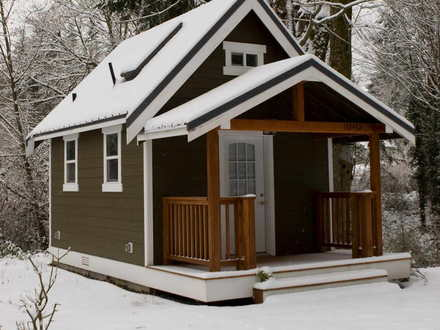 Tiny House Design Tiny House Floor Plans