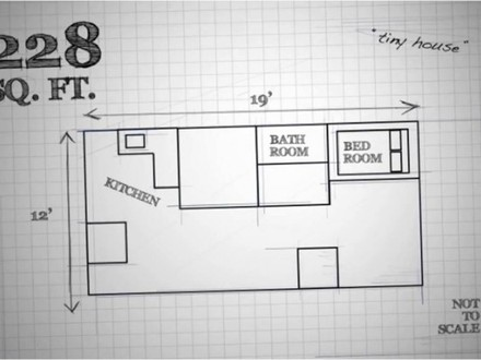 Tiny House Floor Plans Tiny House On Wheels