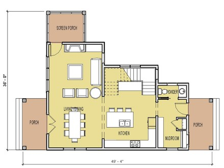 Unique Small House Floor Plans Small House Designs