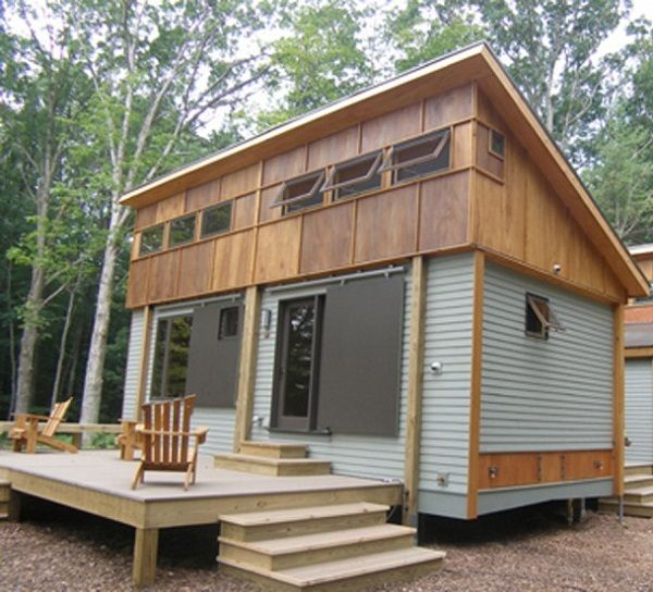 Award Winning Small Home Plans: Wooden Small House Plans 2013 Award-Winning Small House
