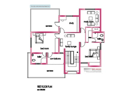 Modern small house plans modern house floor plans and for Bungalow designs 1000 sq ft