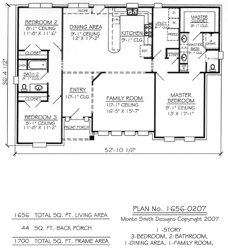 1700 sq ft house plans 2 story 1700 sq ft house floor