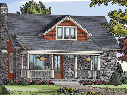One story craftsman style exterior one story craftsman for Prefab arts and crafts homes