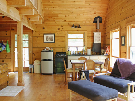 A Frame Cabin Floor Plans Small a Frame Cabin Plans with Loft