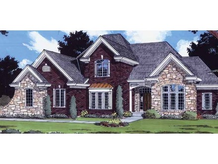 Brick and Stone Ranch Homes Brick and Stone House Plans
