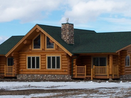 Clayton Homes Modular Log Cabin Log Cabin Double Wide Mobile Homes