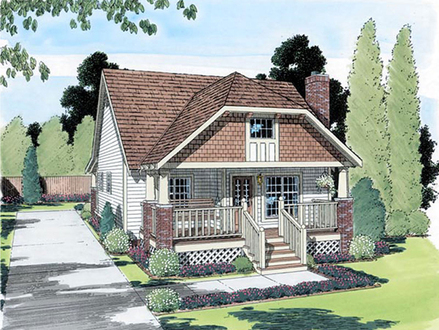 Cottage Style Homes House Plans Home Styles