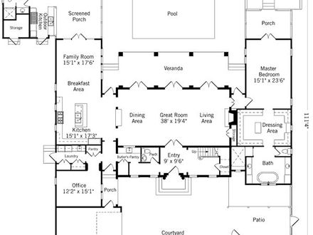2 story small house small 2 story country cottage house for Home plans with attached guest house