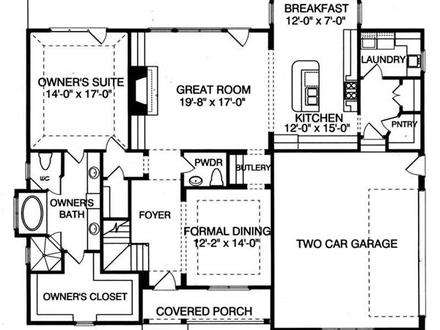 Craftsman Bungalow House Plans Bungalow Cottage House Plans