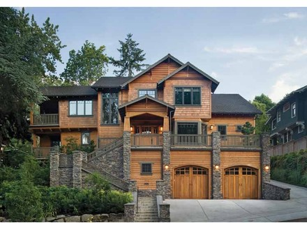 Craftsman Style Homes Modern Craftsman Style House Plans with Basement