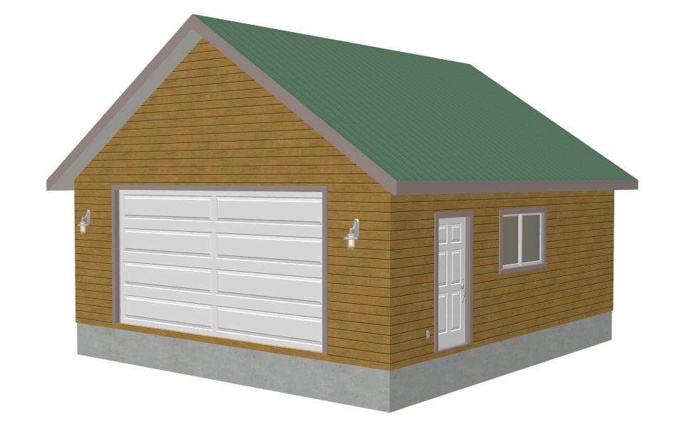 Detached Garage Plans Detached Garage Floor Plans
