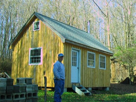 DIY Small Cabin Plans Small Cabin Plans