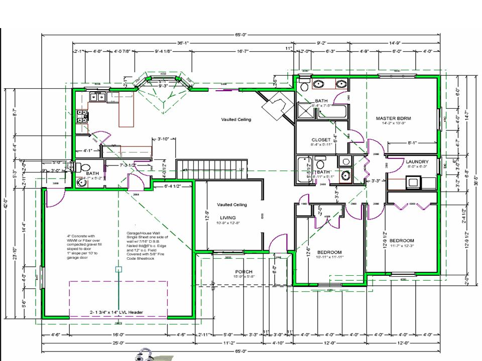 Draw your own floor plan draw house plans free building for Draw your own house plans