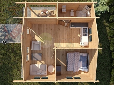 Easy to Build Simple Cabin Easy to Build Tree House