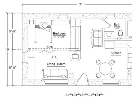 Free Earthbag House Plan Round House Plans