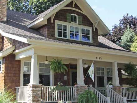 Go Back > Gallery For > Craftsman Bungalow Home Plans Wrong Way Go Back