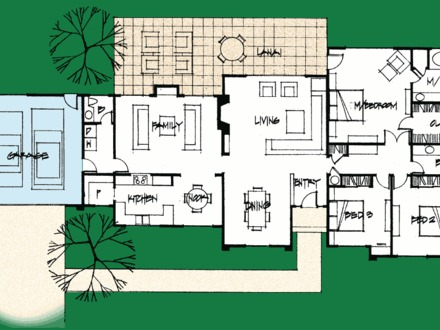 Hawaii House Floor Plans Hawaii Army Housing Floor Plans