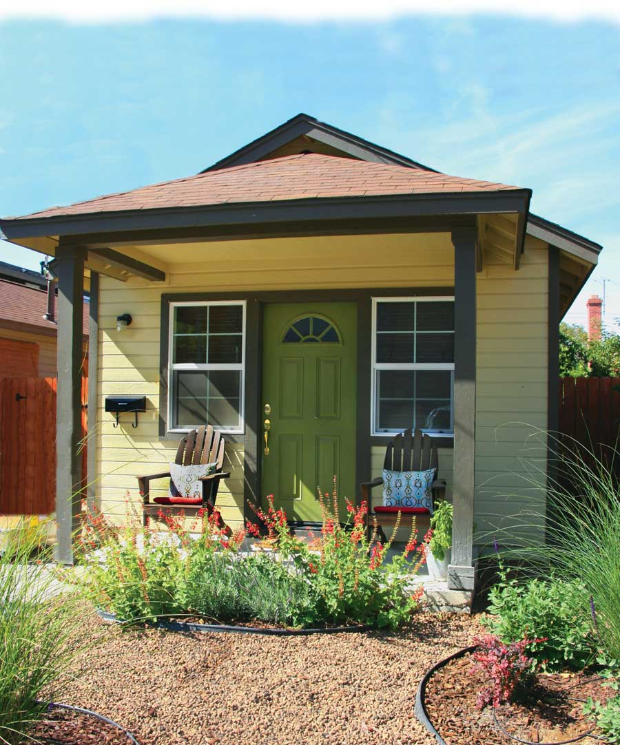 Exterior Small Home Design Ideas