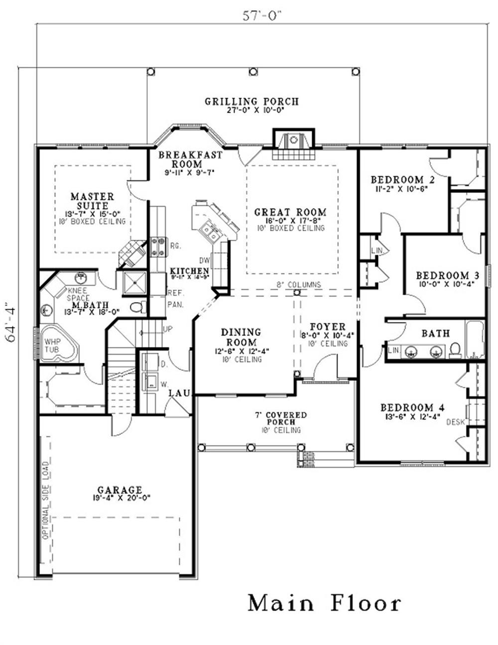 House Floor Plans with Dimensions House Floor Plans with Dimensions