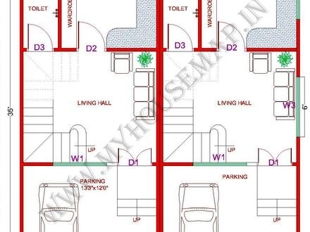 House Maps Designs Simple One Floor House Plans