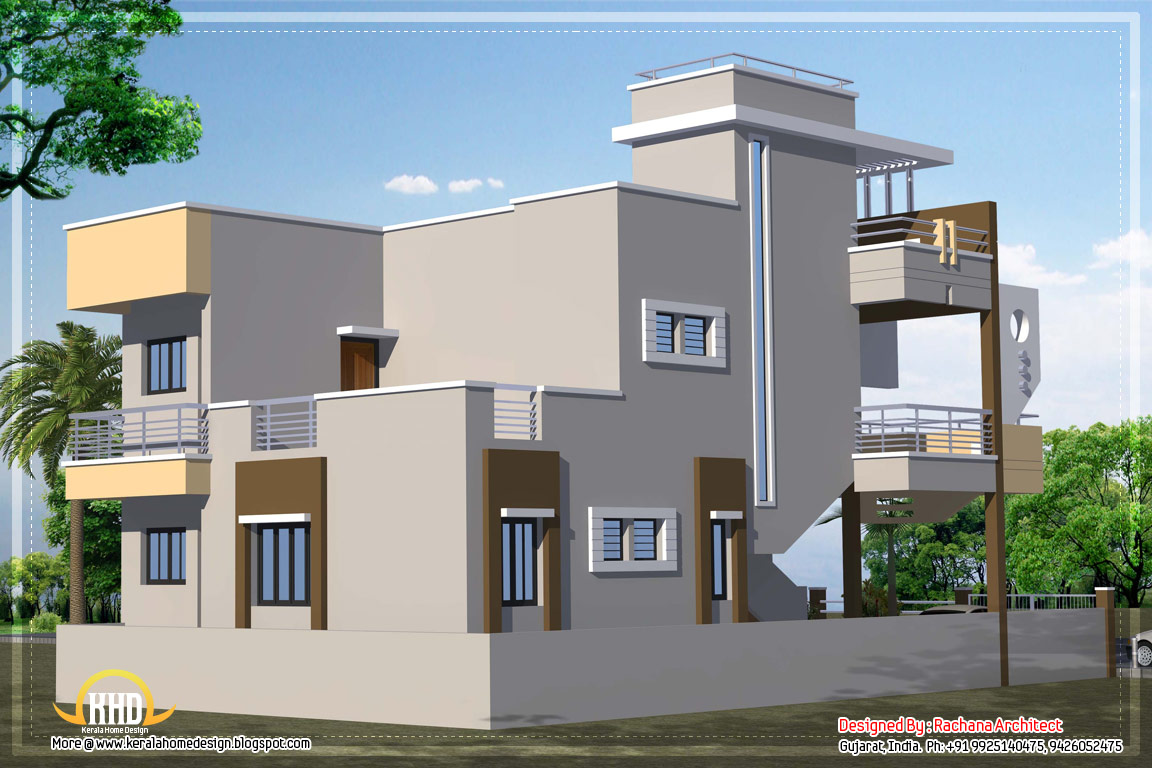 House Plans Designs India A Typical House From India