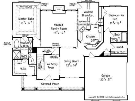 House Plans Without Formal Dining Room Business Plan