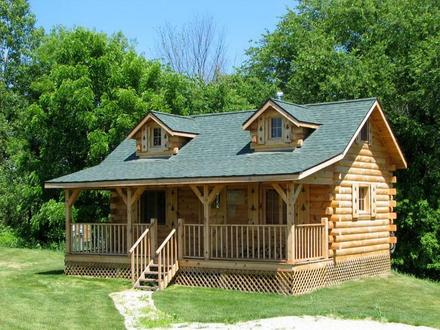 How Long to Cook How to Build Log Cabins