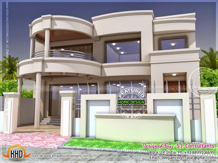 Indian House Designs and Floor Plans Indian Village House
