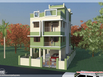 Indian Style House Designs South Indian House Designs