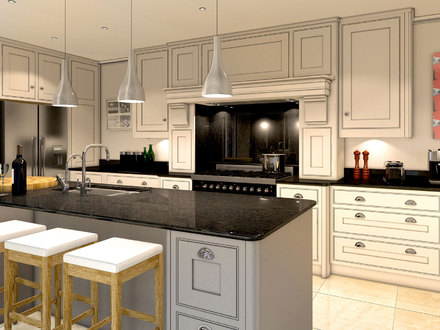 Luxury Kitchen Design Kitchen Designs with Islands L