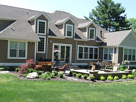 Modern Craftsman Style Home Exterior Single Story Craftsman Style Homes