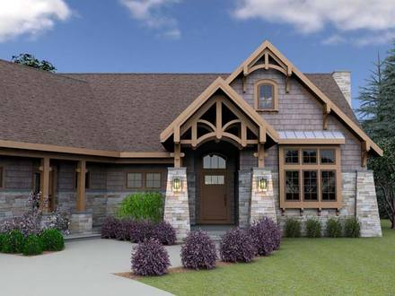 Mountain Cottage House Plans Mountain Lodge Style House Plans
