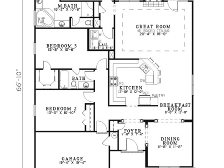 Narrow Lot Home On Water Narrow Lot House Floor Plans