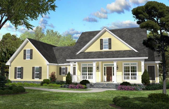 Old Country House Plans Country Style House Plans with Photos