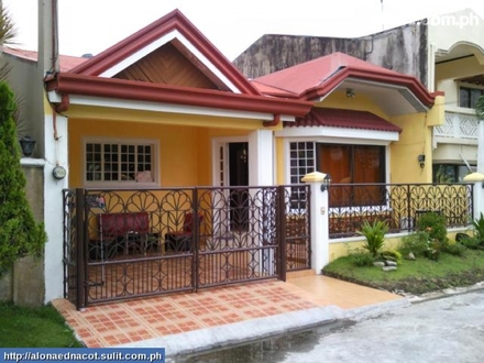 Philippine House Plans and Designs Bungalow House Plans Philippines Design