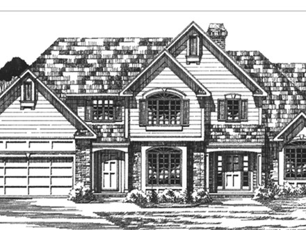 Single Story Country House Plans Eplans Country House Plan