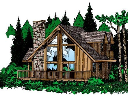 Small Country Cottage Small Lakeside Cottage House Plans