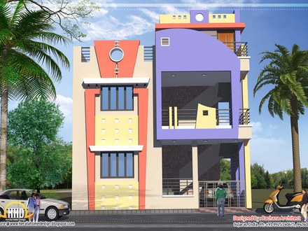 Small Cracker Style House Floor Plans Small House Plans India