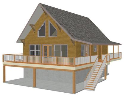 Small Mountain Cabin House Plans Smoky Mountains Cabins